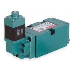 Numatics - 554BA400MT00061 - 1/2 24VDC 4-Way, 2-Position Solenoid Air Control Valve