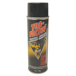 Tri-Flow - TF20025 - Superior Lubricant, 6 oz. Container Size, 6 oz. Net Weight