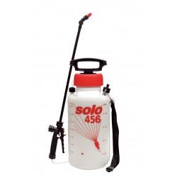 Sola - 456V - Handheld Sprayer, Polyethylene Tank Material, 2-1/4 gal., 45 psi Max Sprayer Pressure