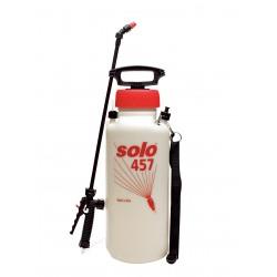 Sola - 457V - Handheld Sprayer, Polyethylene Tank Material, 3 gal., 45 psi Max Sprayer Pressure