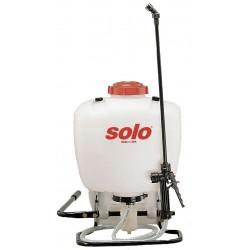 Sola - 425 - Backpack Sprayer, Polyethylene Tank Material, 4 gal., 90 psi Max Sprayer Pressure