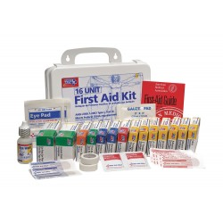 First Aid Only - 3JNA7 - First Aid Kit Refill, Refill, Cardboard Case Material, General Purpose, 25 People Served Per Kit