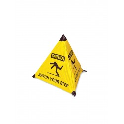 Accuform Signs - 17177I - Accident Prevention, Nylon, 18