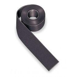 Wooster - 4X60SB - 60 ft. x 4 Oxide Medium Grit Antislip Tape, Black