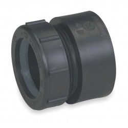 Mueller Industries - 03382 - 2 Female Trap Adapter with Nut and Washer, Hub x Slip Joint Fitting Connection Type