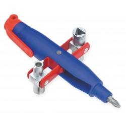 Knipex Tools - 00 11 07 - Control Cabinet Key