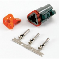 PSE Amber - WPPLUG1 - Deutsch DOT Cable Conversion Kit