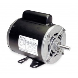 Marathon Electric / Regal Beloit - 5KC49MN2043Y - 1/2 HP Air Compressor Motor, Capacitor-Start, 3450 Nameplate RPM, 115 Voltage, Frame 56