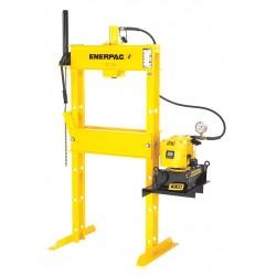 Enerpac - IPE-5060 - Hydraulic Press, 50t, Electric Pump, 76In H