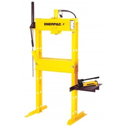 Enerpac - IPH-1240 - 40648 10 Ton H Frm Pressp-392 & Iph010s10-1