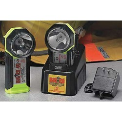 Pelican - 3750-001-245-G - Krypton Hands Free Light, Maximum Lumens Output: 96, Yellow, 7.00