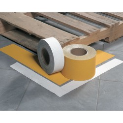 Harris - PT-3-4YL - Pavement Marking Tape, Yellow, 2-Way, 150ft
