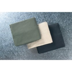 Steiner Industries - 301-6X10 - Cotton Duck Welding Curtain, 10 ft. High x 0.025 Wide x 6 ft. Thick, Olive