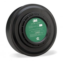 3M - GVP-404 - Respirator Cartridge Gvp Series 3m Ammonia S6, Pk