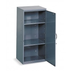Durham - 055-95 - Supply Cabinet with 2 Shelves, 13-3/4 x 12-3/4 x 30