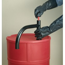 Beckson Industrial - XIADP-B04 - Hnd Pump Acc Bung Adptr, Ea