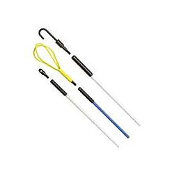 Stirling / IDEAL Industries - 31-631 - Cable Pulling Fishing Pole, 3/16 In, 12 ft