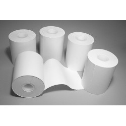 Bacharach - 24-0980 - Printer Paper, Rolls, PK5