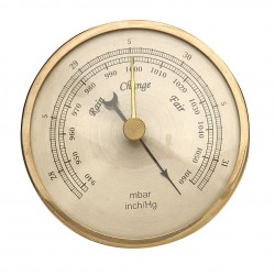 General Tools - ABAR300 - Barometer, Analog, 940 to 1060 mBar