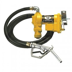 Fill-Rite - SD602G - 1/4 HP Cast Iron Rotary Vane Manual Fuel Transfer Pump, 13 GPM, 115VAC and 230VAC