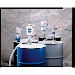 Finish Thompson - PFP-AS-40 - 1/2 HP Polypropylene Automatic Drum Pump