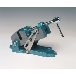 Wilton - 12850 - Vise, Drill Press, Angle, 25A, Jaw 2 1/2In