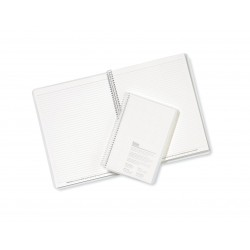 Berkshire - BSNB.05081/4.2 - Cleanroom Notebook, 5.5 In. x 8.5 In.