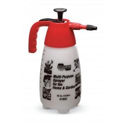 Chapin - 1002W - Handheld Sprayer, Polyethylene Tank Material, 1/2 gal., 40 psi Max Sprayer Pressure