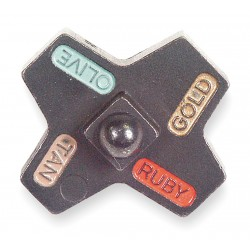 Thomas & Betts - 13457 - Thomas & Betts 13457 2/0AWG TBM5 DIE