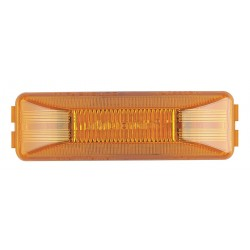 Maxxima / Panor - 3LXF7 - Clearance Light, LED, Amber, Rect, 3-3/16 L