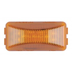 Maxxima / Panor - 3LXG2 - Clearance Light, LED, Amber, Rect, 2-1/2 L
