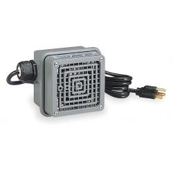 Federal Signal - TELH-120 - Federal Signal TELH-120 Telephone Extension Ringer Device, 120VAC, Wall Mount, 6' Power Cord
