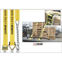 Lift-All - 61202 - Winch Strap, 30 ft x 4 In, 5000 lb