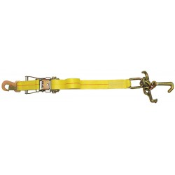 B/A Products - 38-TYS28BL - Tie-Down Strap, Ratchet.8ft x 2In, 3300lb