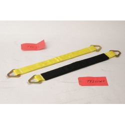 B/A Products - 38-TYS51 - Axle Strap, 22 x 2 In., 3300 lb.