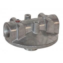 Fill-Rite - 700ACCF7017 - Fill-Rite 700ACCF7017 1-Inch Aluminum Nose Thread Electric Pump Filter Head