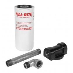 Fill-Rite - 1210KTF7019 - Fill-Rite 1210KTF7019 18 GPM 50 Psi Smooth Finish Hydrosorb Filter Kit