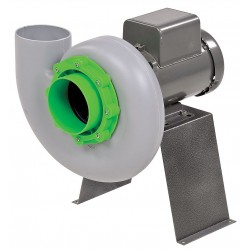 Plastec Ventilation - PLA15XS4P - Blower, D/D, Haz Loc, 115/230 V, HP 1/3