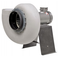 Plastec Ventilation - PLA35ST6P - Blower, D/D, 230/460 V, HP 5
