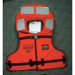Stearns - 2000004520 - Flotation Device, Work, Orange