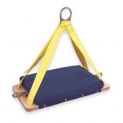 DBI / Sala - 1001190 - Boatswain's Chair 12 X24 X 1 Board W/cushio