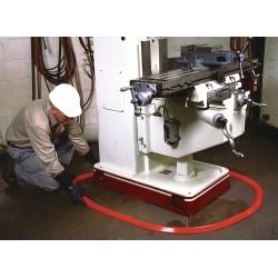 Ultratech - 2052 - UltraTech 10' X 2 1/4 X 1 3/8 Ultra-Spill Berm-Low Profile Orange Polyurethane Berm, ( Each )