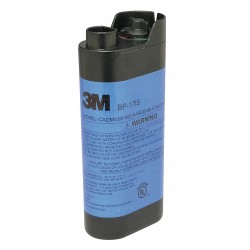 3M - BP-17IS - Respirator Replacement Intrinsically Safe European Niccad Battery Breathe-easy 3m, Ea