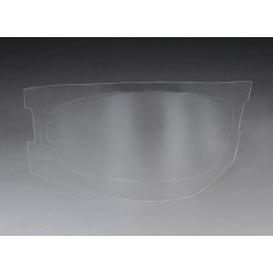 3M - W-8045-25 - Respirator 3m Replacement Face Shield Cover, Pk