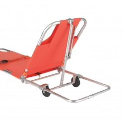 Ferno-Washington - PT9000 - Wheeled Stretcher, 350 lb., 74 In., Orange