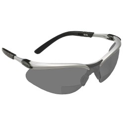 3M - 11379-00000-20 - Eyewear Safety Reading Box Aosafety 2.5 Diopter Silver Frame Gray Lens Ansi Z87.1-2003 High Impact Csa Z94.3 Aearo Co., Ea