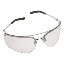 3M - 15172-10000-20 - Eyewear Metaliks Silver Frame Indoor/outdoor Mirror Lens Ansi Z87.1 Csa Z94.3 Ao Safety Aearo, Ea