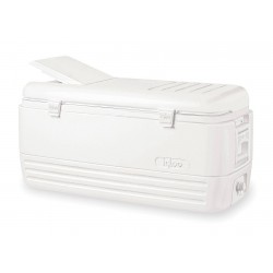 "Igloo - 11442 - Igloo Quick & Cool Cooler, 100-Qt. Capacity, 16-3/4""H X 17-3/8""W X 35-1/4""L , EA"