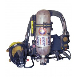 Scott / Tyco - 200131-01 - SCBA Cylinder, 2216 psi, Carbon Wrapped