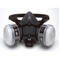 North Safety / Honeywell - 5501N95M - North(TM) 5500 Series Half Mask Kit, M